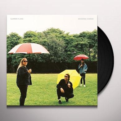 SUMMER FLAKE SEASONS CHANGE Vinyl Record