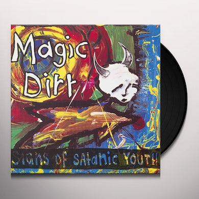 SIGNS OF SATANIC YOUTH Vinyl Record
