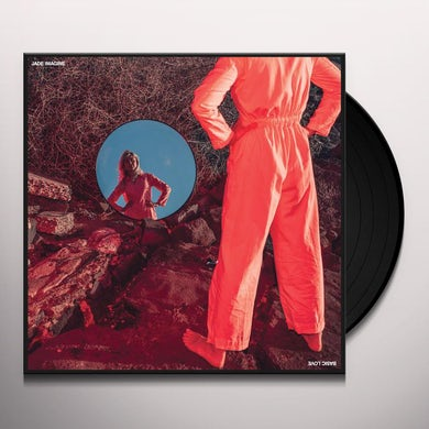 Jade Imagine BASIC LOVE Vinyl Record