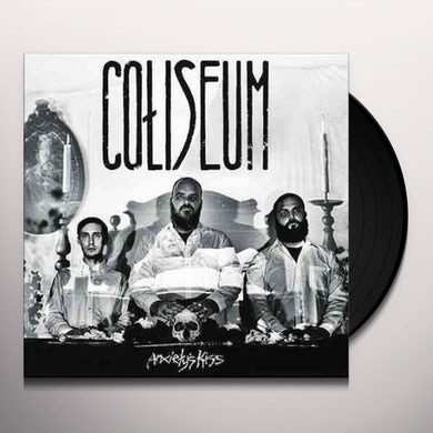 Coliseum ANXIETY'S KISS Vinyl Record