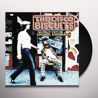 SENOR BOOMBOX Vinyl Record