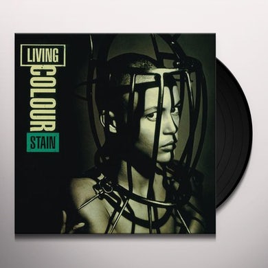 Living Colour STAIN Vinyl Record
