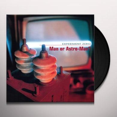 EXPERIMENT ZERO Vinyl Record