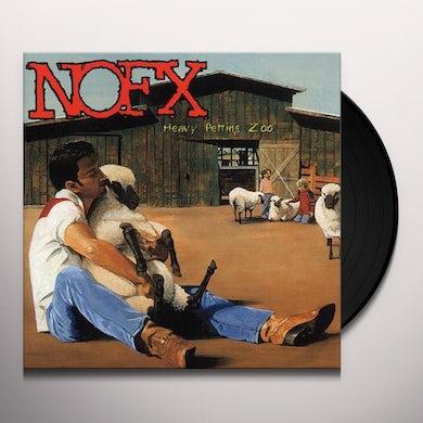 Nofx HEAVY PETTING ZOO Vinyl Record