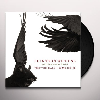 Rhiannon Giddens THEY'RE CALLING ME HOME Vinyl Record