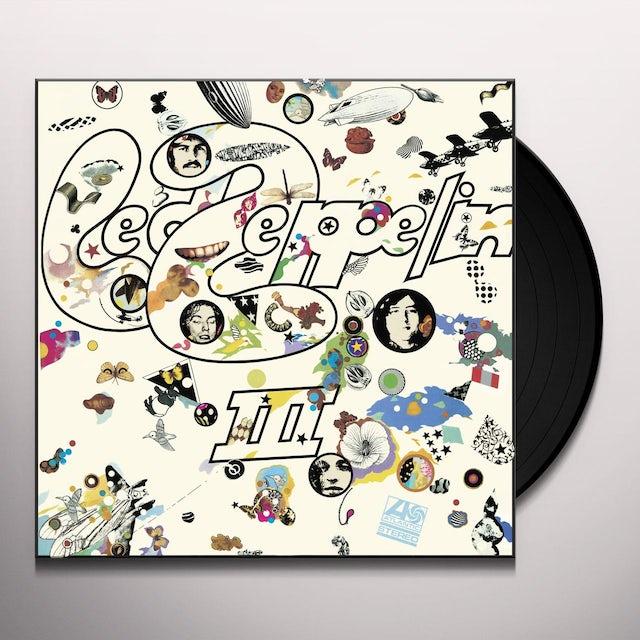 Led Zeppelin III Vinyl Record