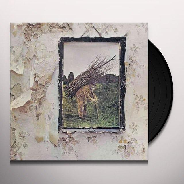 Led Zeppelin IV - Limited Edition 180-Gram Digitally Remastered Vinyl LP