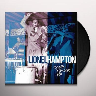 APOLLO CONCERT 1954 Vinyl Record
