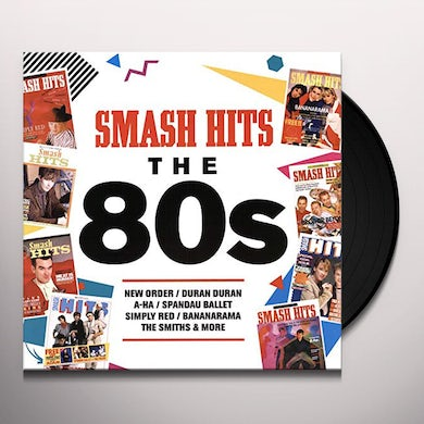SMASH HITS OF THE 80'S / VARIOUS Vinyl Record