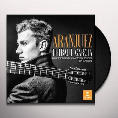 Thibaut Garcia / Orchestre National Du Capitole De ARANJUEZ Vinyl Record