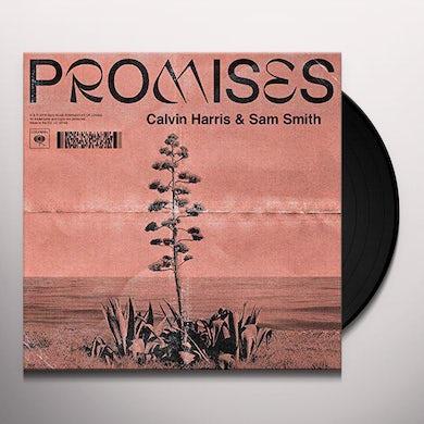 Calvin Harris PROMISES Vinyl Record