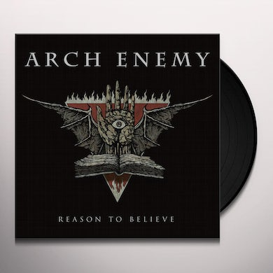 Arch Enemy REASON TO BELIEVE Vinyl Record