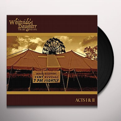 Whiteside'S Daughter LIFE YOU SAVE Vinyl Record