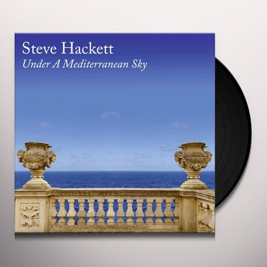 Steve Hackett UNDER A MEDITERRANEAN SKY Vinyl Record