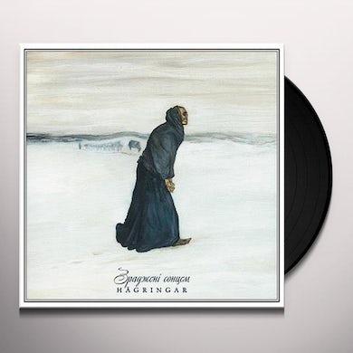 Drudkh & Grift BETRAYED BY THE SUN / HAGRINGAR Vinyl Record