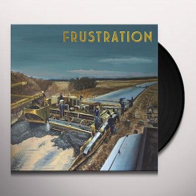 Frustration SO COLD STREAMS Vinyl Record