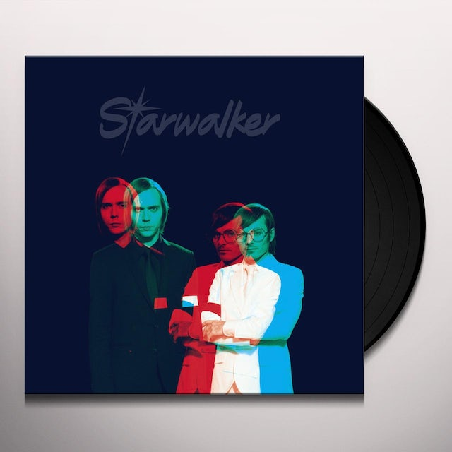 Starwalker LOSERS CAN WIN Vinyl Record