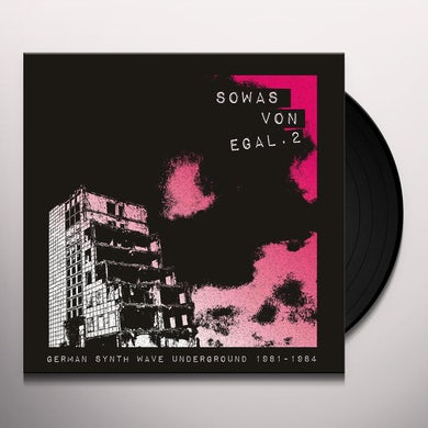 SOWAS VON EGAL 2 / VARIOUS Vinyl Record