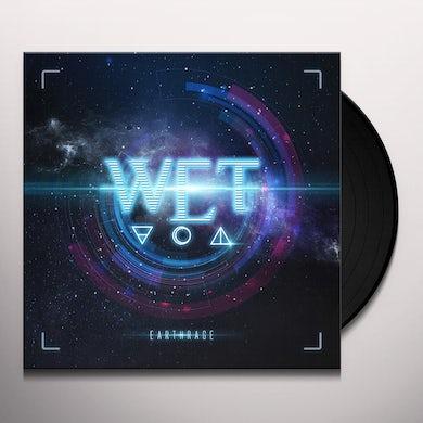 W.E.T. EARTHRAGE Vinyl Record