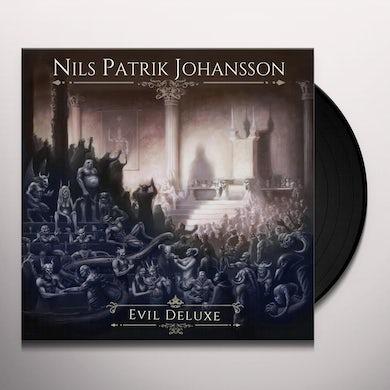 Nils Patrik Johansson EVIL DELUXE Vinyl Record