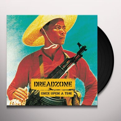 Dreadzone ONCE UPON A TIME Vinyl Record