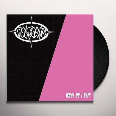 Polecats WHAT DO I GET Vinyl Record