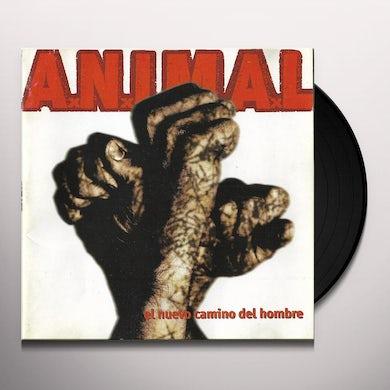 A.N.I.M.A.L. EL NUEVO CAMINO DEL HOMBRE Vinyl Record