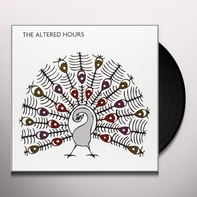 Altered Hours SWEET JELLY ROLL Vinyl Record