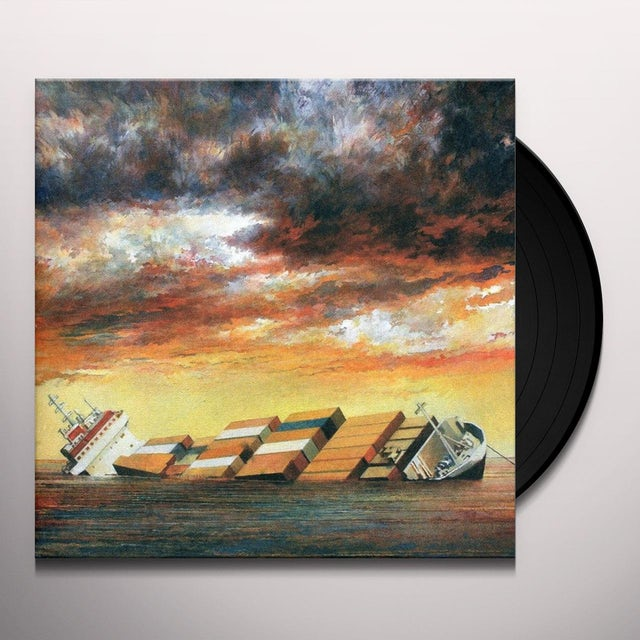 Teeth Of The Sea ORPHANED BY THE OCEAN Vinyl Record