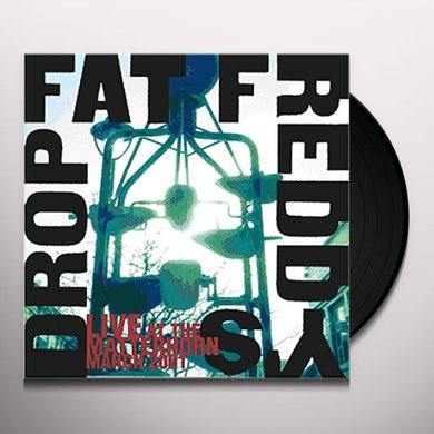 Fat Freddy's Drop LIVE AT THE MATTERHORN Vinyl Record
