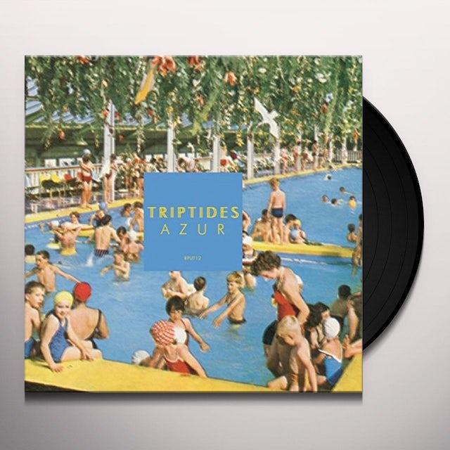 Triptides AZUR Vinyl Record