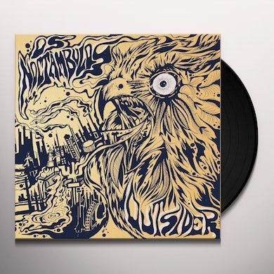 OS NOCTAMBULOS OUTSIDER Vinyl Record