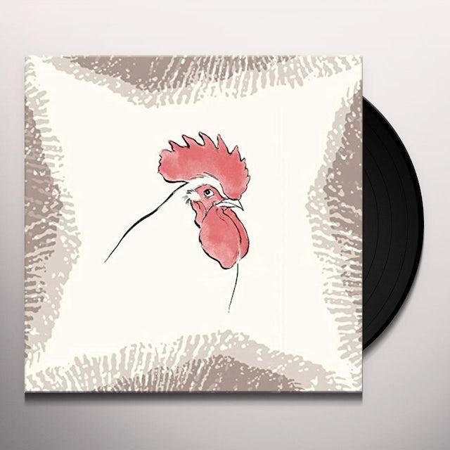 Bullion ROOSTER Vinyl Record - UK Release