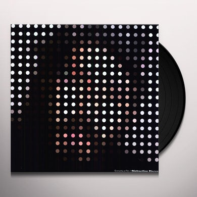 Scroobius Pip DISTRACTION PIECES Vinyl Record