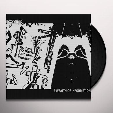 WEALTH OF INFORMATION Vinyl Record