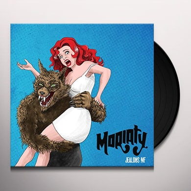 MORIATY JEALOUS MF / GIMMIE LOVE Vinyl Record