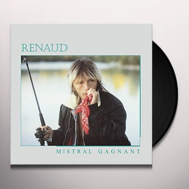 Renaud MISTRAL GAGNANT Vinyl Record