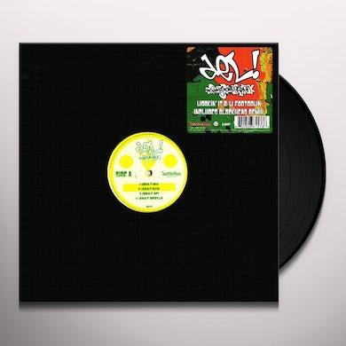 Del The Funky Homosapien WORKIN IT Vinyl Record
