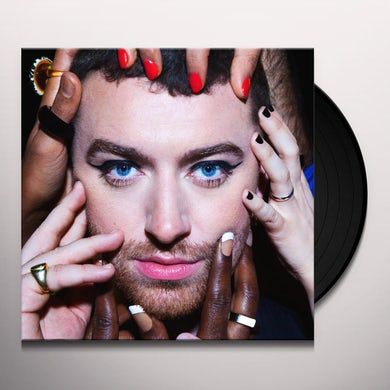 Sam Smith TO DIE FOR Vinyl Record