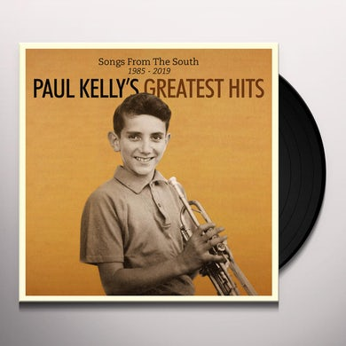 Paul Kelly SONGS FROM THE SOUTH: GREATEST HITS 1985-2019 Vinyl Record