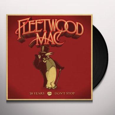 Fleetwood Mac 50 YEARS - DON'T STOP Vinyl Record