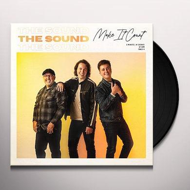 Sound MAKE IT COUNT Vinyl Record