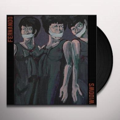 Fernando Viciconte WIDOWS (20TH YEAR ANNIVERSARY REMASTERED EDITION) Vinyl Record