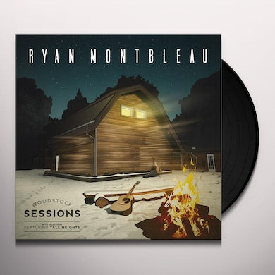 Ryan Montbleau WOODSTOCK SESSIONS Vinyl Record
