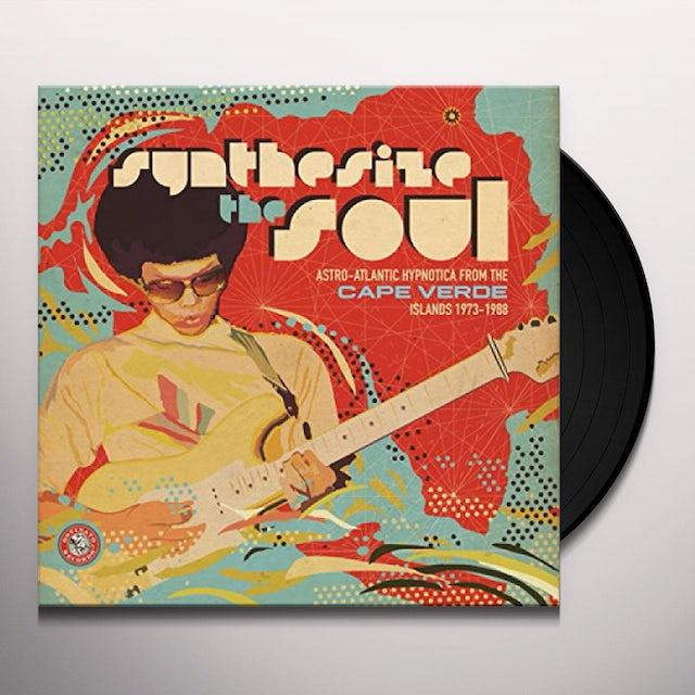 Synthesize The Soul: Astro-Atlantic Hypnotica / Va Vinyl Record