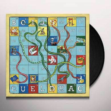 QUEL DRAG Vinyl Record