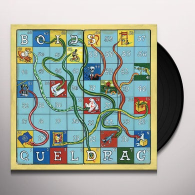 BOIDS QUEL DRAG Vinyl Record