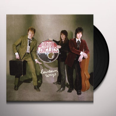 LOWDOWN WAYS Vinyl Record