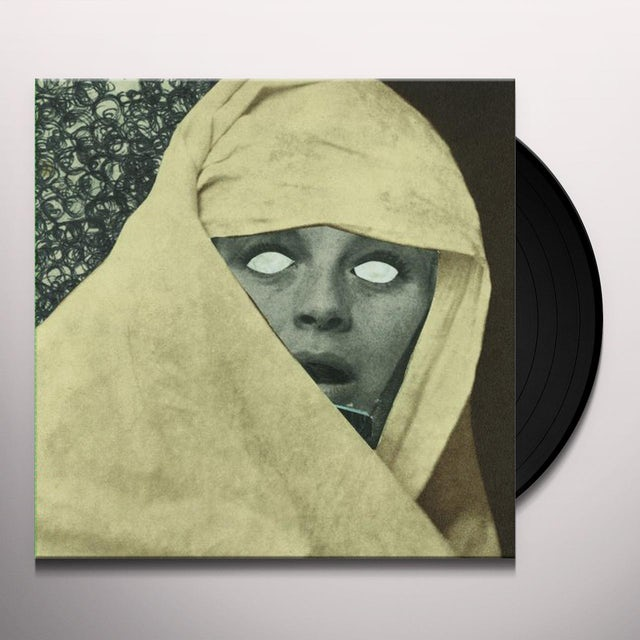 Ilyas Ahmed BETWEEN TWO SKIES & TOWARDS THE NIGHT Vinyl Record