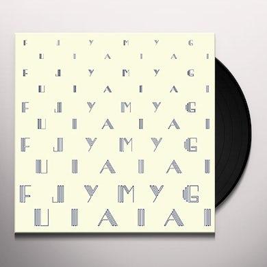 Fujiya & Miyagi EP3 Vinyl Record